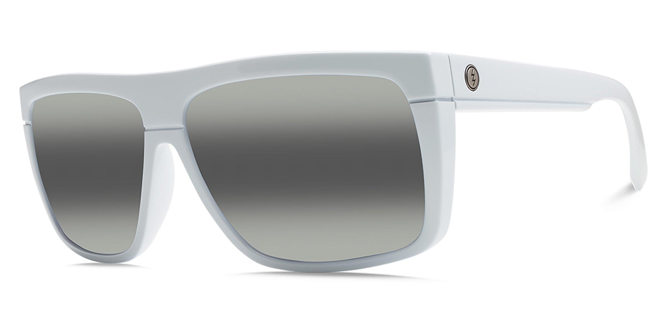 Electric Visual Black Top Alpine White/OHM Grey Gradient Sunglasses