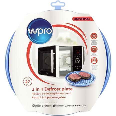 Whirlpool DFG 270 - piezas y accesorios de microondas (Thawing ...