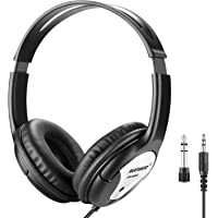 Neewer NW-960S On-Ear 3.5mm Wired Studio Headphones (Black)
