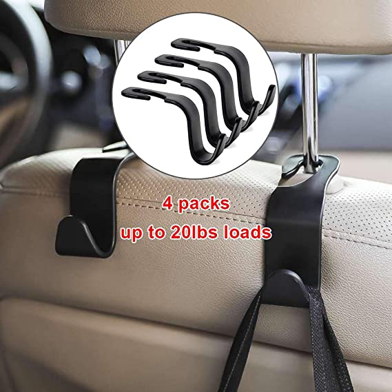 Bling Car Decor Accesories Console Organizer Box with2 Charging Port,1Pc Passenger Side for Women CCICITA Multicolor Crystals Car Seat Organizer Front Seat Gap Filler with 4 Seat Back Hooks