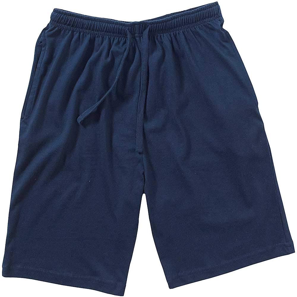 Bedlam Older Boys Jersey Long Pyjama Sleep Shorts