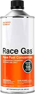 RaceGas 100032 Race Fuel Concentrate 100 to 105 Octane