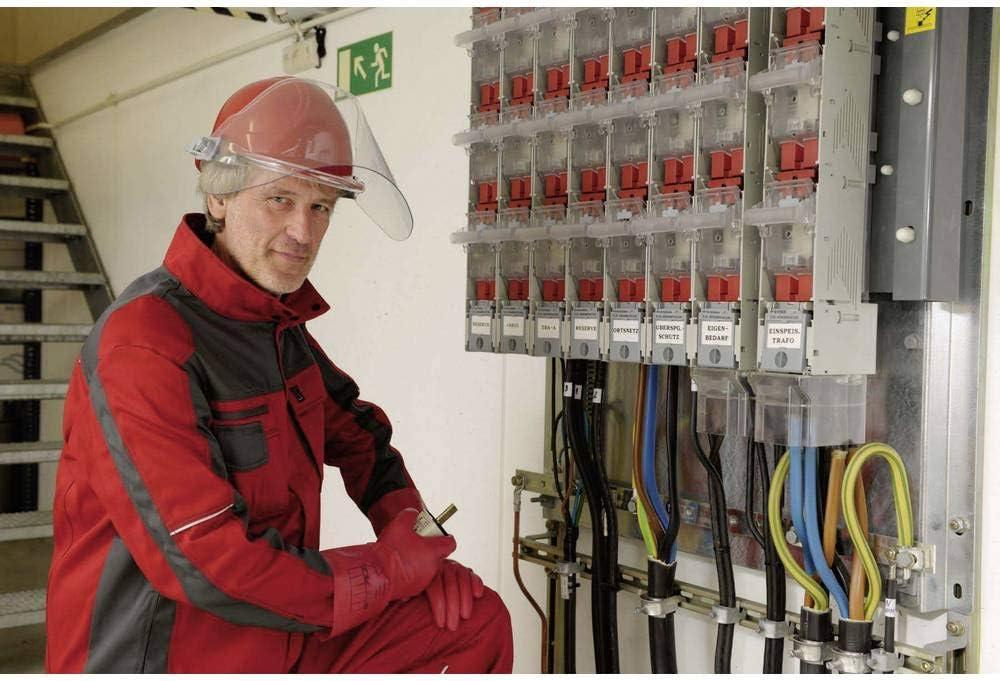 EN 50365 Voss Helme 2689 Elektrikerhelm Blau EN 397