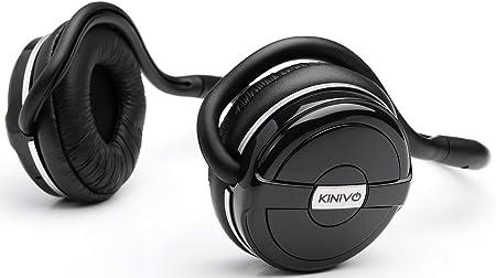 Kinivo Bth240 Bluetooth Stereo Kopfhörer Unterstützt Elektronik