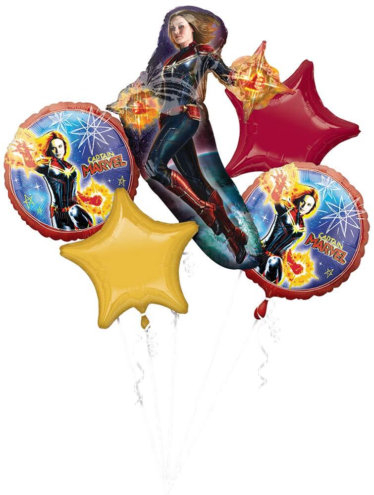 ANAGRAM INTERNATIONAL 3951201 Foil Balloon Bouquet Multi Various