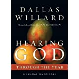 Hearing God Through the Year: A 365-Day Devotional (Through the Year Devotionals)