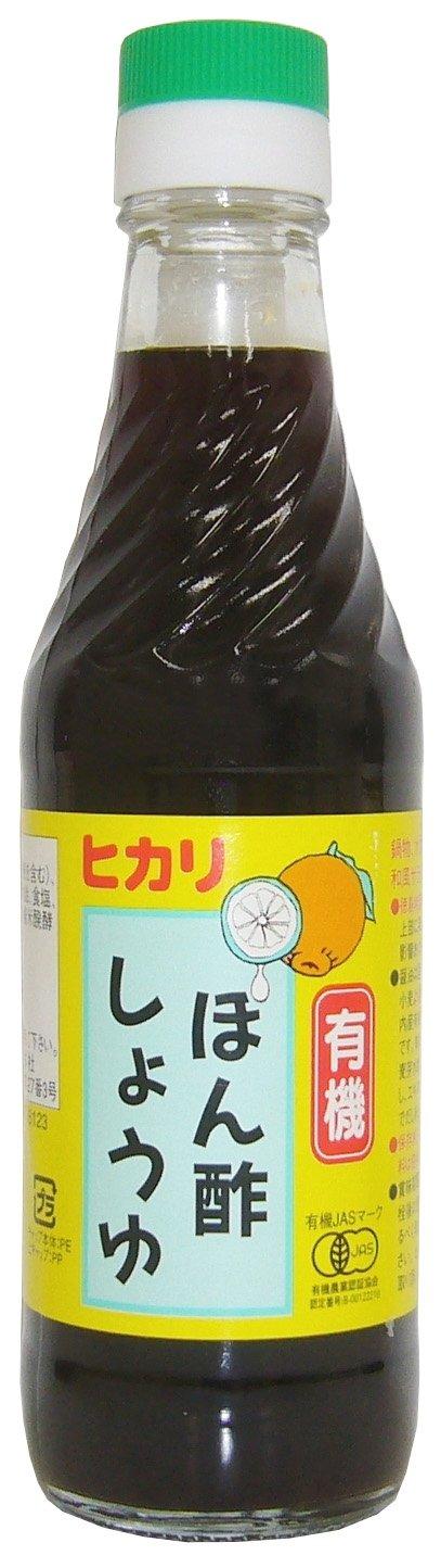 Organic Ponzu soy sauce 250ml