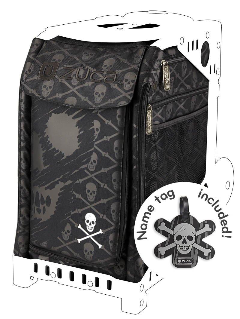 ZUCA Bag Skulls Insert Only