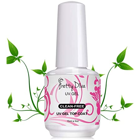 PrettyDiva Gel Nail Polish