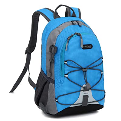 Hiking Backpack for kids Running Camping Daypack waterproof Outdoor Sport Backpack,Handy Foldable,Lightweight,Small,8L,Baobab's wish 80%OFF