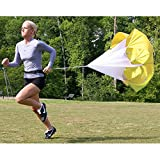 Forfar Professional Adjust Resistance Parachute Speed Training Resistance Parachute Power Outdoor Exercise Tool Running
