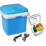 Vivo © 26L Electric Coolbox Cooler Hot Cold Portable Cool Box Car Home 240V AC & 12V DC