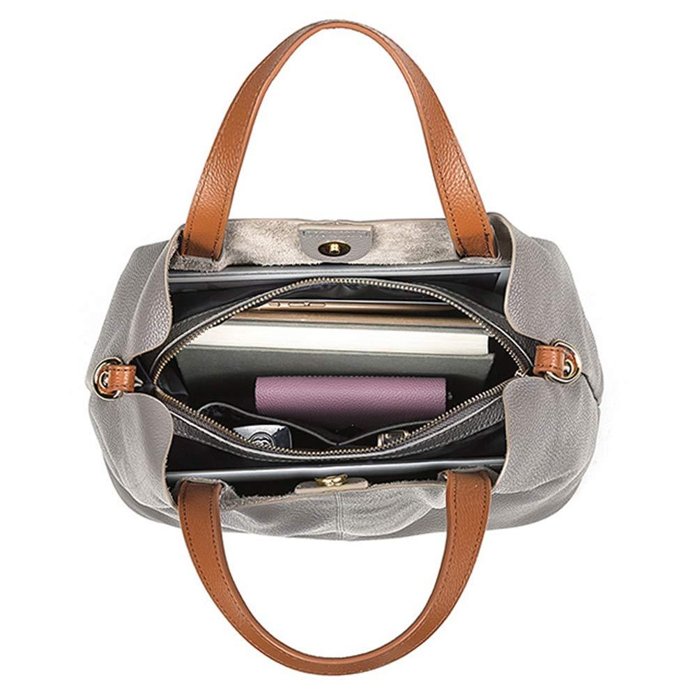 AIMIXU Frauen-Beutel-Mode Messenger-Taschen-Handtasche Hit Farbe Mutter Tasche große Schulter Messenger-Taschen-Handtasche Frauen-Beutel-Mode e836d3