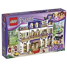 LEGO Friends 41101 Heartlake Grand Hotel Building Kit