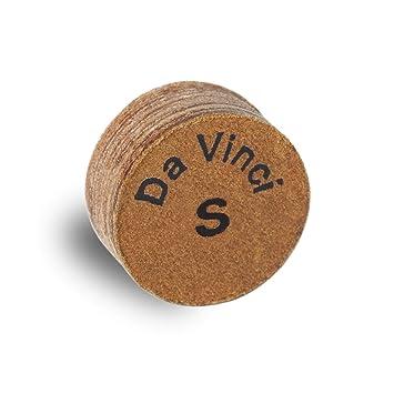 Longoni da Vinci Piscina Billar Cue Tip - 1 pc - 14 mm - Suave ...