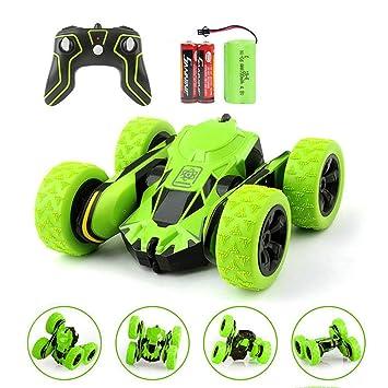 2,4 Ghz RC Auto ferngesteuertes Doppelseitiges 4WD Off Road Kinder Spielzeug DE