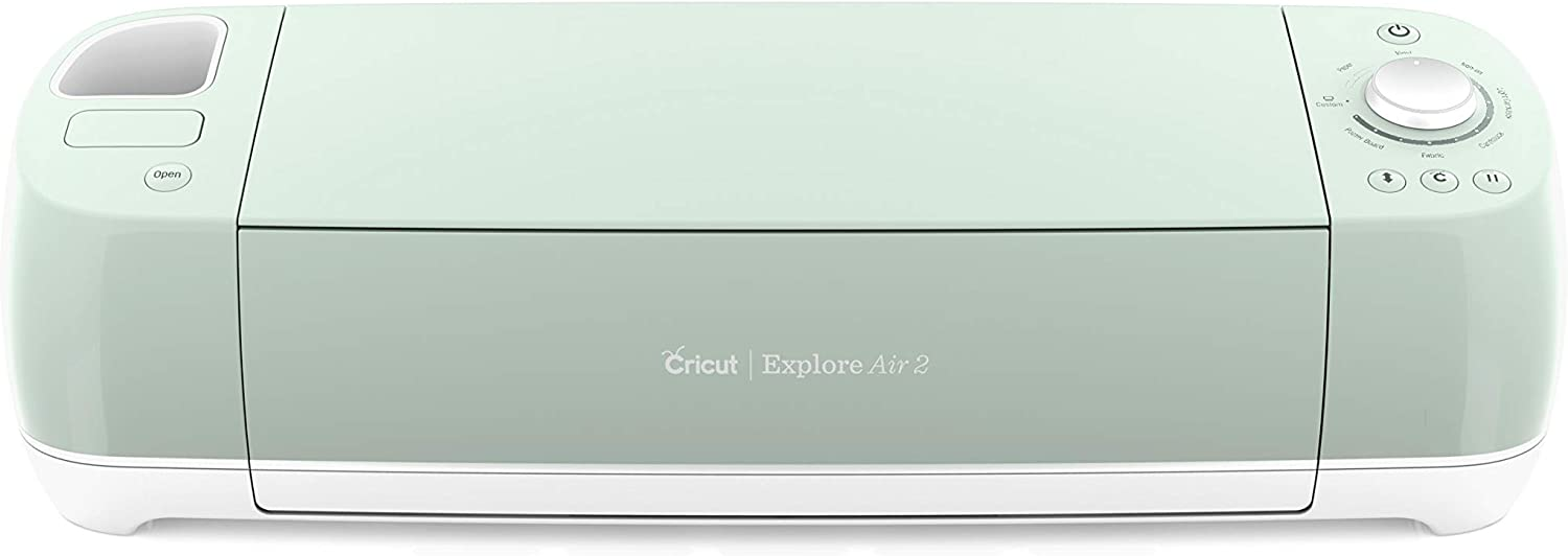 Cricut Explore Air 2 Color: Mint - Kreativplotter - Plotter de ...