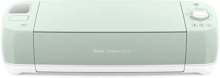 Cricut Explore Air 2 Color: Mint - Kreativplotter - Plotter de corte - EU plug: Amazon.es: Hogar