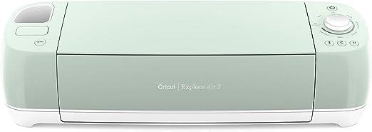 Cricut Explore Air 2 Color: Mint - Kreativplotter - Plotter de corte - EU plug: Amazon.es: Hogar
