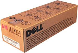 Dell FM067 Toner Cartridge for 2130cn/2135cn Laser Printers, Magenta