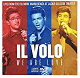 Music : WE ARE LOVE: LIVE THE FILLMORE MIAMI AT JACKIE GLEASON THEATER (CD + DVD)