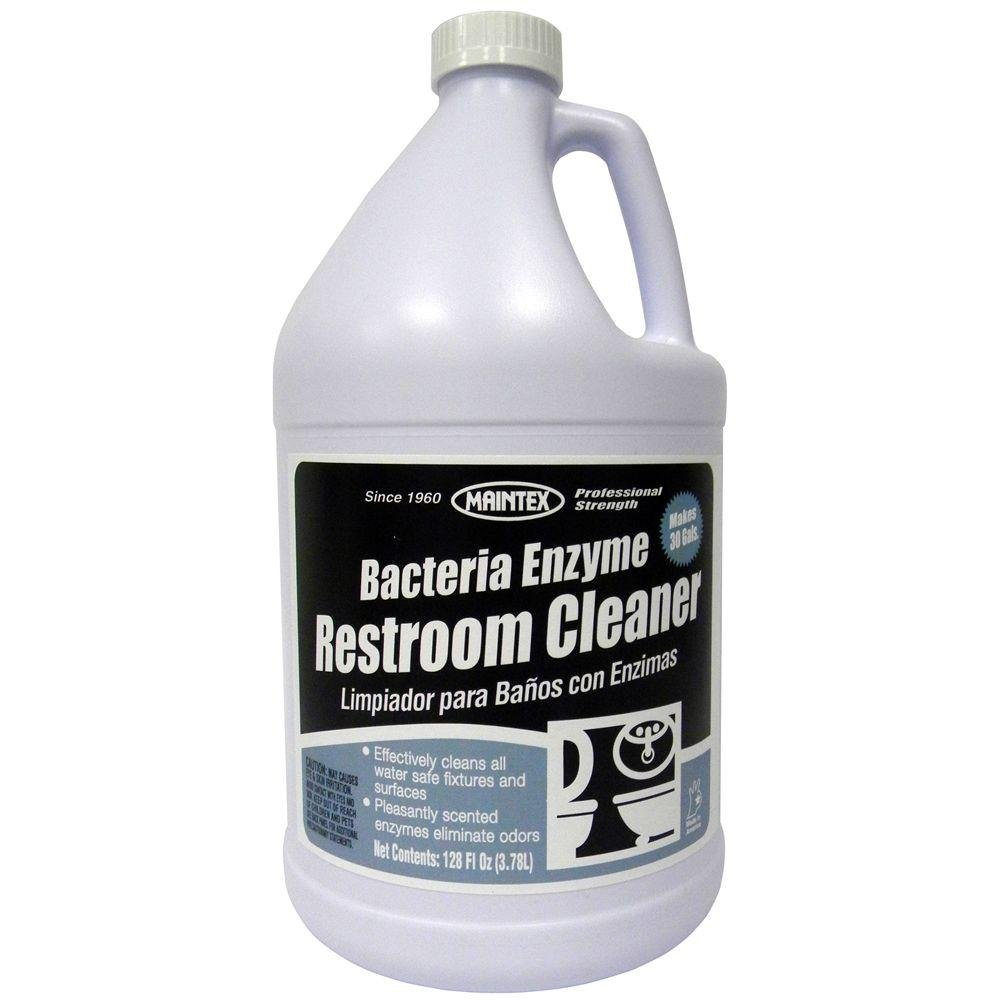 Maintex 1 Gal. Bacteria and Enzyme Restroom Cleaner