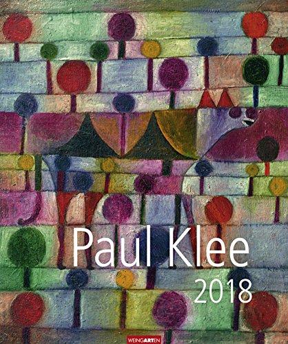 Calendario Artistico.Paul Klee Calendario 2018 Casa Editrice Weingarten