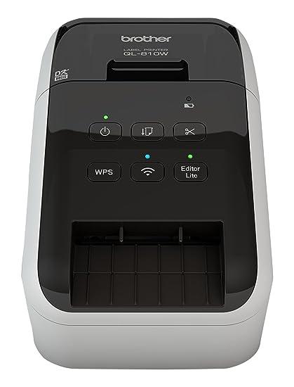 Brother QL810W, impresora profesional de etiquetas ...