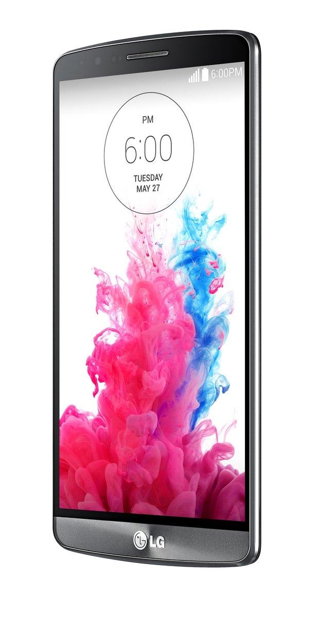 f0b108fc770 LG Electronics G3 4G Smartphone 16 GB - Black: Amazon.co.uk: Electronics