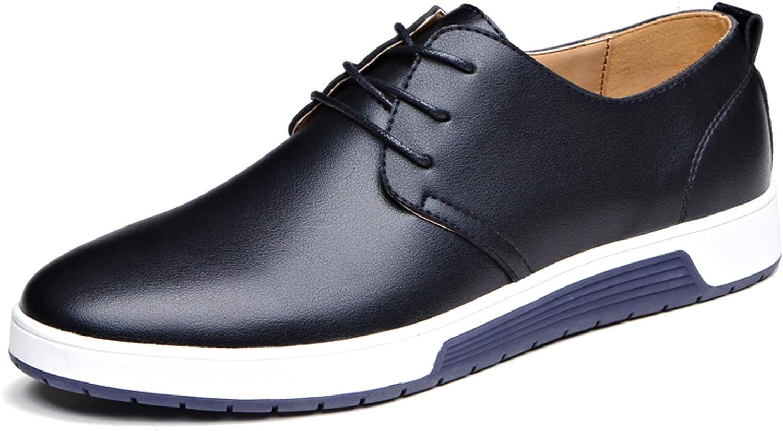 Santimon Men's Casual Oxford Shoes