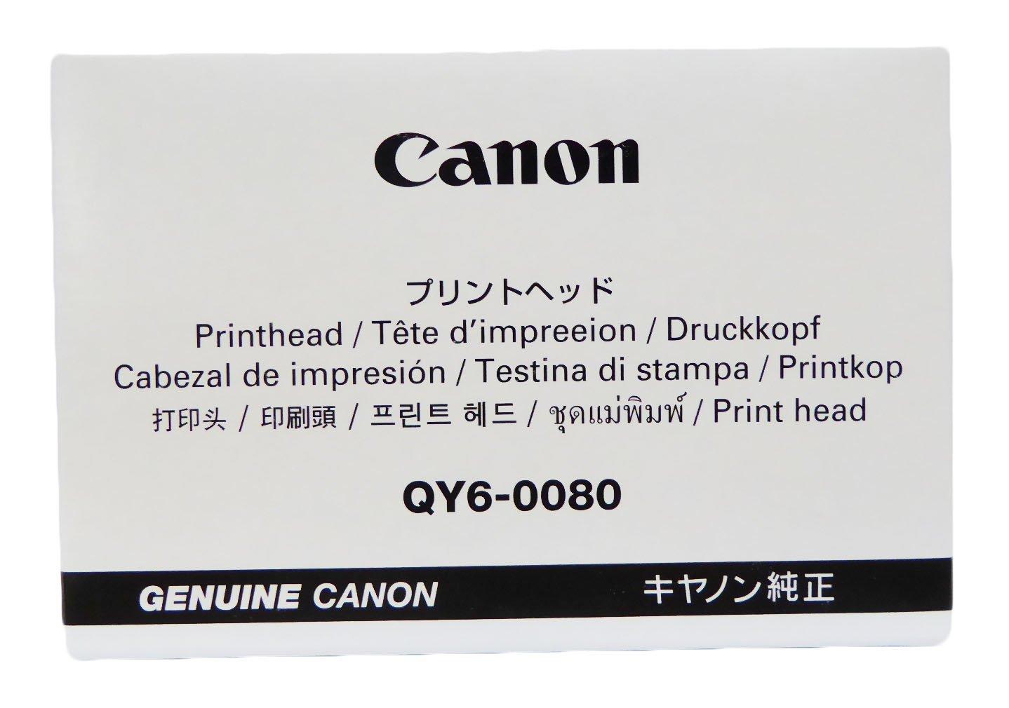 Canon QY6/0080/Print Head for use Pixma