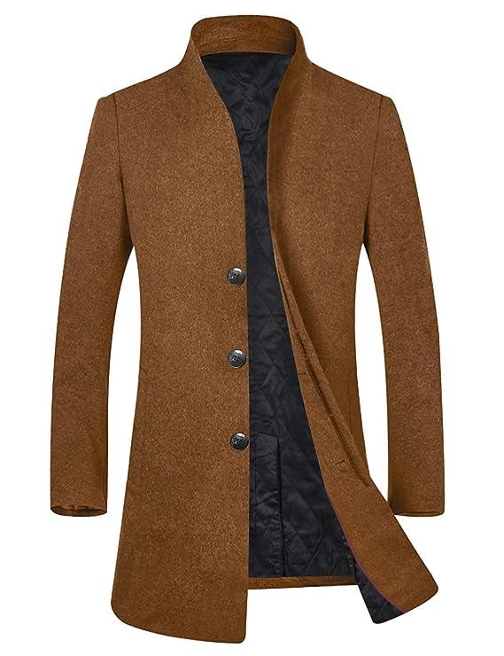 Australian Merino Wool Blend Best Winter Jackets For Men