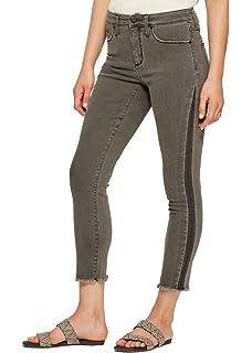 Amazon.com: Universal Thread - Pantalones vaqueros de alta ...