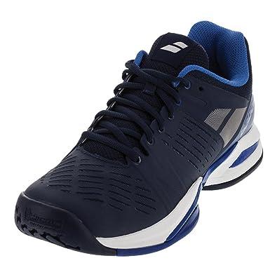 Amazon.com | Babolat Propulse Team Men's Tennis Shoes Blue (10.5) | Tennis  & Racquet Sports