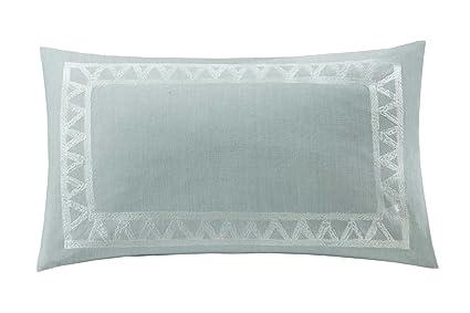 8390b66da1245 Amazon.com: Echo Mykonos Shams Accent Throw Pillow, Global Inspired ...