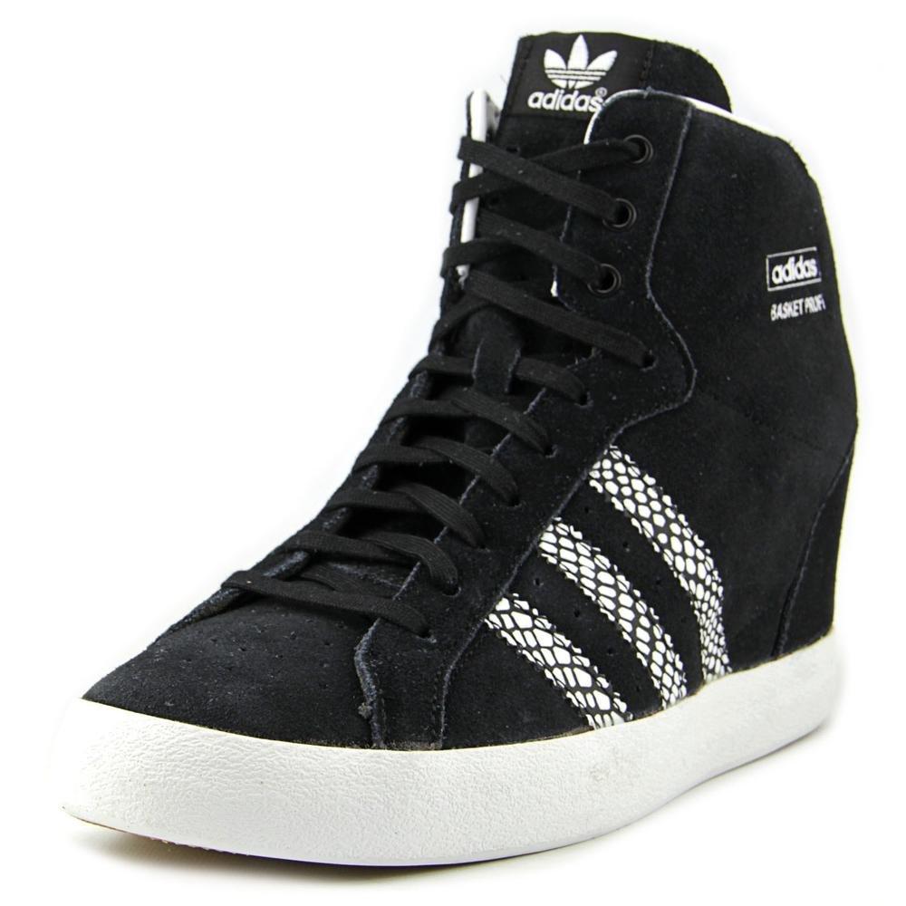 dc6f59211ae7 Adidas Women s Originals Basket Profi Up Wedge Shoes  M20837  Amazon.ca   Shoes   Handbags