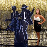 All That Jazz Dancing Couple Cutout
