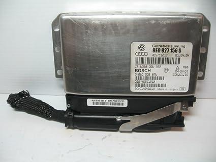 Amazon com: Audi A4 S4 Transmission computer TCU 8E0927156AA