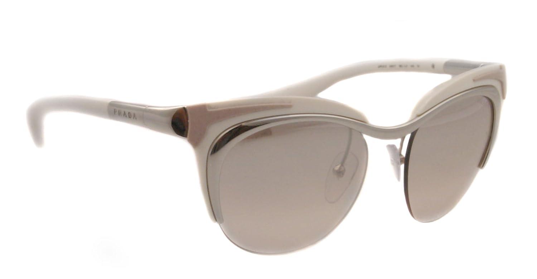 b8dbd0dc99f8 Amazon.com  Prada Women 1101955003 Multicolor Grey Sunglasses 49mm  Prada   Shoes