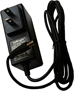 UpBright Barrel Tip AC/DC Adapter for Black & Decker SD60C 418337-06 200531AL 41833706 B&D BD 7.2 Volt Drill Battery Charger 7.2Vdc 418337-18 41833718 7.2V - 9V Class 2 Power Supply Cord Mains PSU
