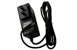 UpBright New AC/DC Adapter for TechWorld AD-1215-UL8 AD1215-U8 Shark Vac Sweeper (Note:with Barrel Round Plug tip NOT Square 2-Prong Connector. NOT fit Euro-Pro Model # V6V617R 8.4V D.C.)