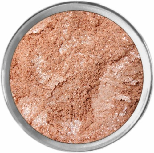 BABY FACE Loose Powder Mineral Shimmer Multi Use Eyes Face Color Makeup Bare Earth Pigment Minerals Make Up Cosmetics By MAD Minerals Cruelty Free - 10 Gram Sized Sifter Jar