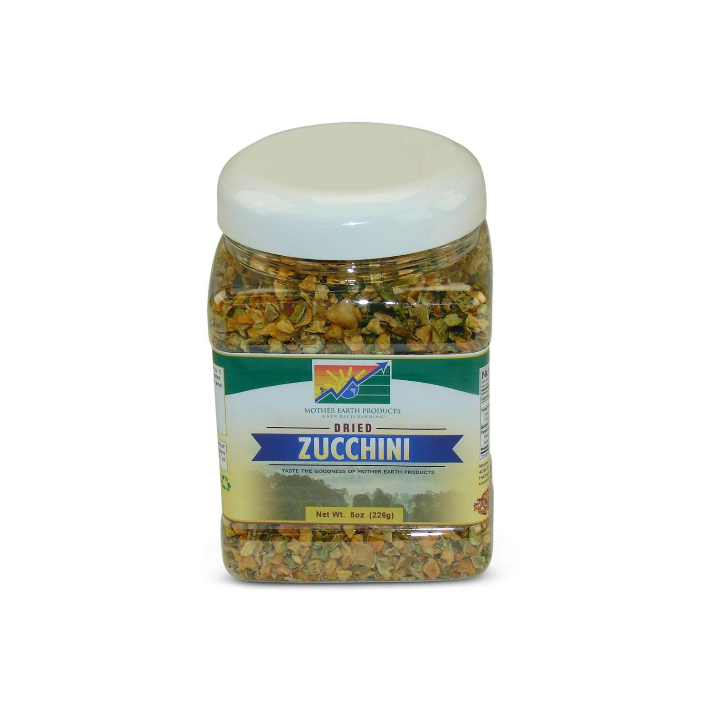 Mother Earth Products Zucchini, Quart Jar, 8 oz