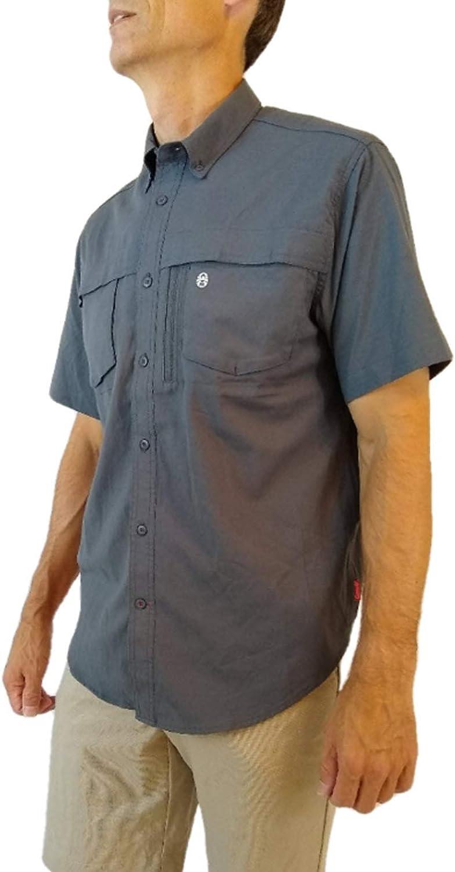 Coleman Fishing Shirts for Men