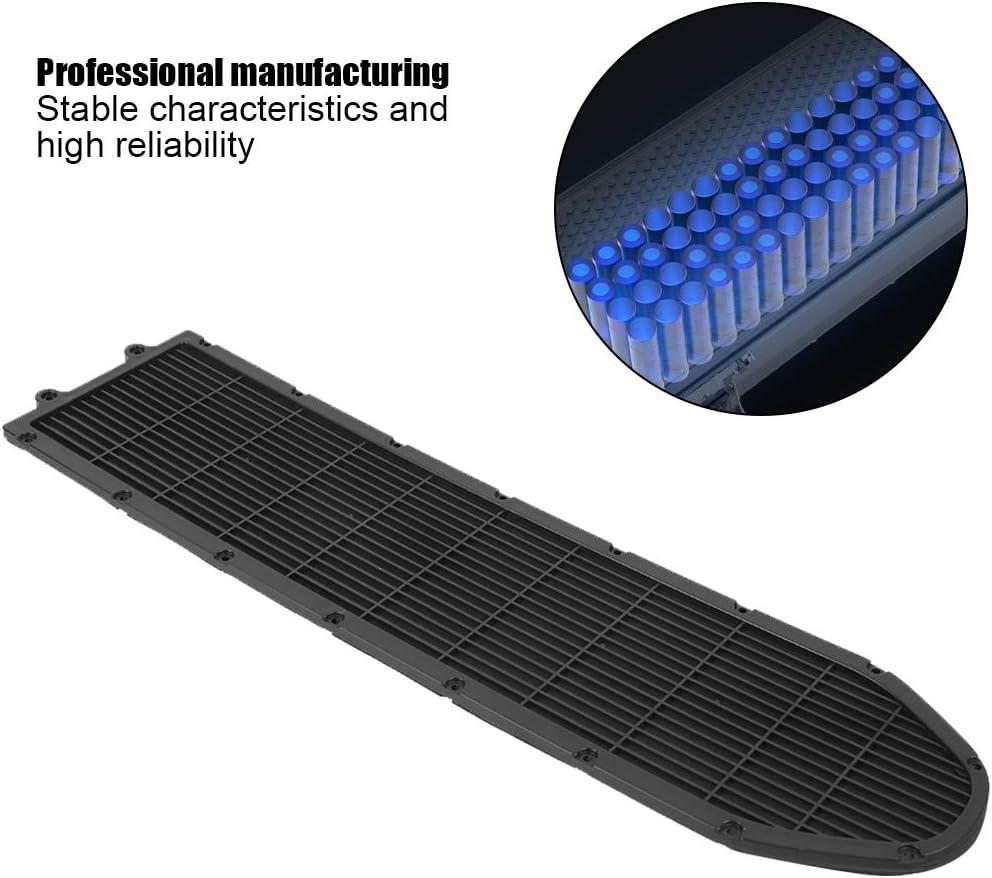 MAX-G30 Kunststoffbatterie Baseboard Wasserdichtes Bodenplattenzubeh/ör f/ür Ninebot Scooter Scooter-Batterie