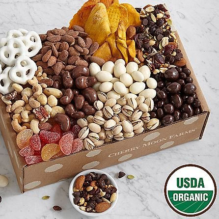 Yum Yum Dry Fruits - Same Day Dried Fruit Basket Delivery - Dried Fruit Gifts - Best Dried Fruit Tray- Mixed Dried Fruit - Dried Fruit and Nut Gift Baskets