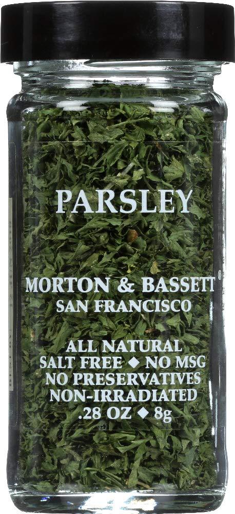 Morton & Bassett Spices (NOT A CASE) Parsley
