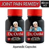 Dr Ortho Ayurvedic Capsules - 60 Capsules (Pack of 2)