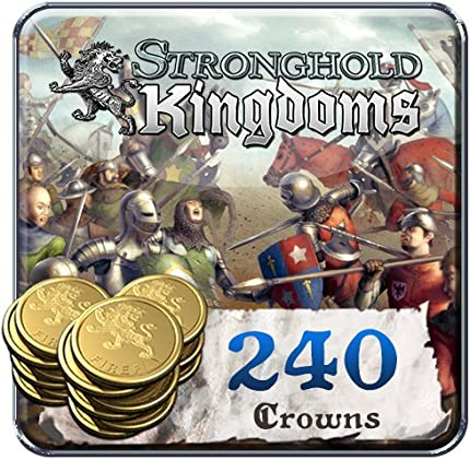 Amazon com: 240 Stronghold Kingdoms Crowns: Stronghold Kingdoms