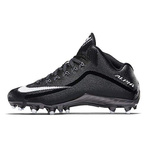 5d6ae110a86e6 Nike Alpha Pro 2 3/4 TD Football Cleats: Amazon.co.uk: Shoes & Bags